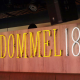Letters in neon - Dommel 18 Eindhoven