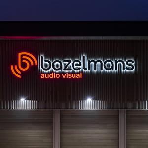 Ledreclame Bazelmans AV