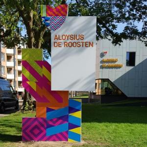 Belettering en signing - Aloysius de Roosten - projectpagina