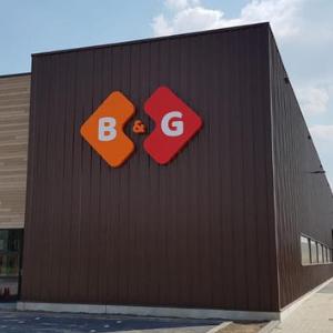 Belettering en signing - B&G - projectpagina