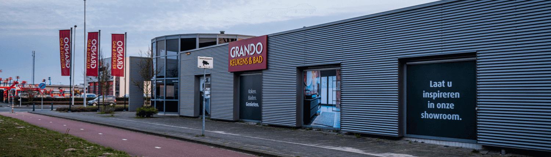 Led lichtreclame Grando