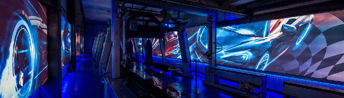 Led lichtreclame voor SchippersStop