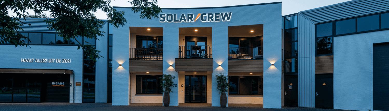 Led lichtreclames voor Solar Crew